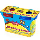 36 Units of 5 Oz. Multi Color Modeling Dough (2/Pack) - Clay & Play Dough
