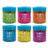 12 Units of 56.6g / 2 Oz. Neon Color Glitter Shaker
