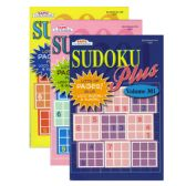 24 Units of KAPPA Sudoku Puzzles Book - Digest Size - Puzzle Books