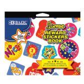 24 Units of Jumbo Reward Sticker Book - Stickers