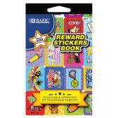 12 Units of Reward Sticker Book - Stickers