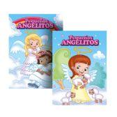 48 Units of PEQUENOS ANGELITOS Libro Para Colorear Y Actividades - Coloring & Activity Books