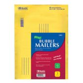 "24 Units of 8.5"" X 11.25"" (#2) Self-Seal Bubble Mailers (3/Pack) - Envelopes"