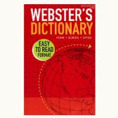 24 Units of WEBSTER English-English Dictionary - Dictionary