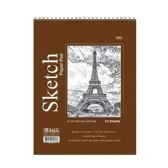 "48 Units of 50 Ct. 6"" X 8"" Top Bound Spiral Premium Sketch Pad - Notebooks"