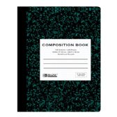 """48 Units of 100 Ct. 5-1"""" Quad-Ruled Marble Composition Book - Notebooks"""