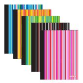 48 Units of C/R 100 Ct. Stripes Composition Book - Notebooks