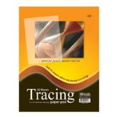 "48 Units of 30 Ct. 9"" X 12"" Tracing Paper Pad - PAPER"
