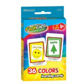 24 Units of Colors Preschool Flash Cards (36/Pack) - Coloring & Activity Books