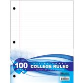 36 Units of C/R 100 Ct. Filler Paper