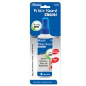 12 Units of 4 Oz. White Board Cleaner - MEMO/NOTES/DRY ERASE