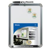 """12 Units of 8.5"""" X 11"""" Magnetic Dry Erase Board w/ Marker & 2 Magnets - MEMO/NOTES/DRY ERASE"""
