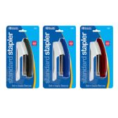 24 Units of Standard (26/6) Stapler - Staples and Staplers