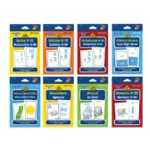 48 Units of SCHOOL ZONE Tarjetas Escolares Educativas - Coloring & Activity Books