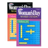 24 Units of KAPPA Woman's Day Word Finds Puzzle Book-Digest Size - Puzzle Books