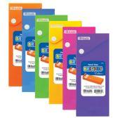 36 Units of Bright Color Slider Pencil Case - Pencil Boxes & Pouches