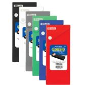 36 Units of Classic Color Slider Pencil Case - Pencil Boxes & Pouches