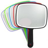 96 Units of 7.5 X 5 INCH HAND MIRROR