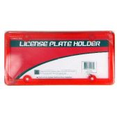 72 Units of LICENSE PLATE HOLDER