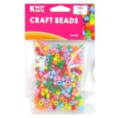 72 Units of 300PC CRAFT BEADS