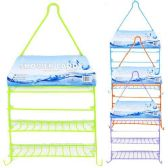 48 Units of SHOWER CADDY ASSORTED COLORS ASSORTED COLORS
