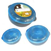 24 Units of 3PC FOOD CONTAINER SET