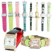 30 Units of LADIES FASHION WATCHES ASSORTED STYLES
