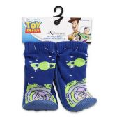 12 Units of TOY STORY BABY SLIPPER SOCKS AGES 2 & UP
