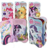 48 Units of MY LITTLE PONY BOARD BOOKS 4 ASSORTED 6 PAGE BOOKS - Activity Books