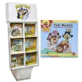 72 Units of LOONEY TUNES STORY BOOKS IN DISPLAY 6 ASSORTED 16 PAGE BOOKS - Activity Books