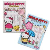 48 Units of HELLO KITTY WORD SEARCH BOOK - 96 PAGES - Puzzle Books