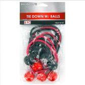 72 Units of 8PC TIE DOWN W/ BALLS