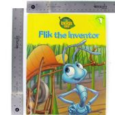 72 Units of HARD COVER BOOK A BUGS LIFE 8X10 FLIK THE INVENTOR - Activity Books