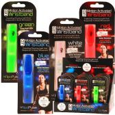 192 Units of 48 PC PULSE WRIST BAND DISPLAY ASST COLORS - Workout Stuff