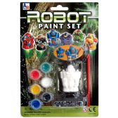 72 Units of PAINT SET (ROBOTS)