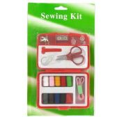 72 Units of SEWING KIT WITH BOX - SEWING KITS/NOTIONS