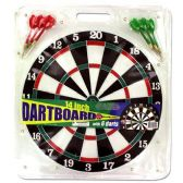 36 Units of 14 INCH DART BOARD WITH 4 DARTS