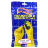 144 Units of KITCHEN GLOVE IN BLUE BAG-L