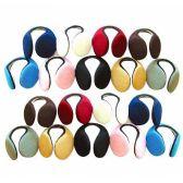 72 Units of EARMUFF-9 COLOR ASST - Ear Warmers