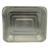 100 Units of RECTANGLE TURKEY PAN ALUMINUM