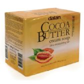 24 Units of DALAN BAR SOAP 3.17 OUNCE 3 PACK COCOA BUTTER