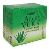 24 Units of DALAN BAR SOAP 3.17 OUNCE 3 PACK ALOE VERA