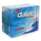 24 Units of DALAN ANTIBACTERIAL BAR SOAP 3 PACK 3.5 OZ EACH OCEAN BREEZE