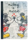 12 Units of DISNEY MICKEY AND MINNIE JOURNAL 110 SHEETS 8 X 5 INCH