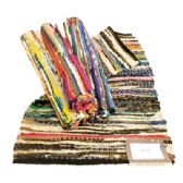 12 Units of ACCENT RUG 19.5 X 31.5 INCH ASSORTED DESIGNS - Home Decor