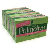 24 Units of PALMOLIVE BAR SOAP 3 PACK 3.2 OZ EACH CLASSIC SCENT MADE IN USA - Soap & Body Wash