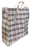 36 Units of PE LAUNDRY BAG 21 X 24 X 7 INCH - Bags Of All Types