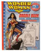 144 Units of WONDER WOMAN DOODLE BOOK 66 PAGES WITH STICKERS PREPRICED $2.99