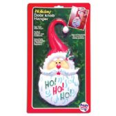 48 Units of HOLIDAY PLASTIC DOOR KNOB HANGER