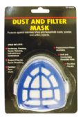24 Units of DUST AND FILTER MASK ONE SIZE FITS ALL - Dusters